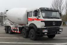 北方重工牌BZ5313GJBNA4型混凝土搅拌运输车图片