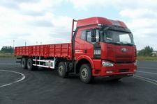 解放前四后八平头柴油货车355马力18吨(CA1310P66K24L7T4E4)