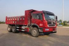 解放牌CA3251P2K2L3T1E4A80-1型平头柴油自卸汽车图片