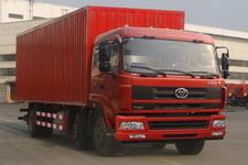 十通牌STQ5250XXY3D4型厢式运输车图片
