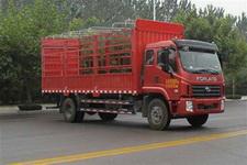 时代汽车国四单桥仓栅式运输车160-170马力5-10吨(BJ5163CCY-B4)