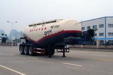 运力牌LG9404GSN型散装水泥运输半挂车图片
