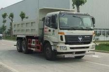 欧曼牌BJ3253DLPKE-XA型自卸汽车图片