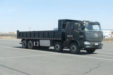 解放牌CA3310P66L7T4E22M4型平头天然气自卸汽车图片