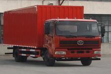 十通牌STQ5166XXY34型厢式运输车图片