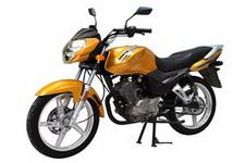 建设牌JS125-6H型两轮摩托车图片