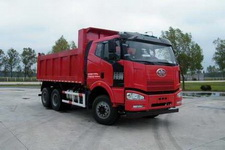解放牌CA3250P66K2LT1AE4型平头柴油自卸汽车图片