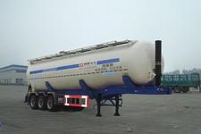 CTY9402GFLA型通亚达牌低密度粉粒物料运输半挂车图片