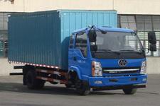 十通牌STQ5102XXYN4型厢式运输车图片