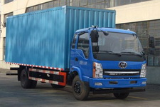十通牌STQ5168XXYN4型厢式运输车图片