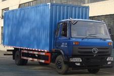 十通牌STQ5167XXYN4型厢式运输车图片