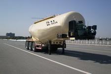金皖牌LXQ9403GFL型低密度粉粒物料运输半挂车