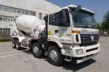 欧曼牌BJ5313GJB-XB型混凝土搅拌运输车
