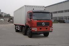 东风创普国四前四后四厢式运输车211-245马力10-15吨(EQ5250XXYGZ4D1)