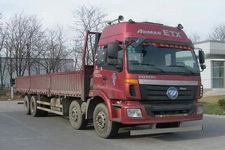 欧曼国四前四后六货车241马力20吨(BJ1312VPPJJ-XA)