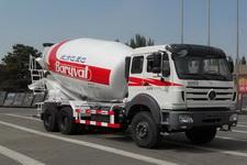 北方重工牌BZ5250GJBNA4型混凝土搅拌运输车图片
