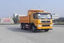 大运牌DYX3251WD4AC型自卸汽车图片