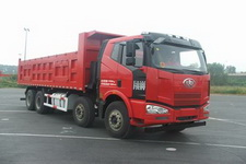 解放牌CA3310P63K2L1T4E4型平头柴油自卸汽车图片