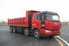 解放牌CA3310P63L2T4E2M4型平头天然气自卸汽车图片
