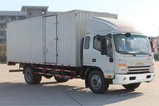江淮帅铃国四单桥厢式运输车140-165马力5吨以下(HFC5101XXYP71K1D4)