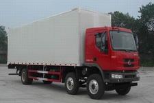 东风柳汽国四前四后四厢式运输车211-271马力5-10吨(LZ5200XXYM3CA)
