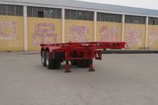 通亚达牌CTY9353TJZG型集装箱运输半挂车图片