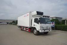 银光牌SLP5100XLCS型冷藏车