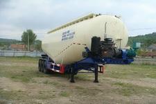 黄海牌DD9403GFL型低密度粉粒物料运输半挂车图片