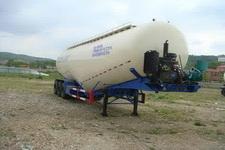黄海牌DD9404GFL型低密度粉粒物料运输半挂车图片