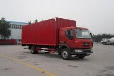 东风柳汽国四单桥厢式运输车160-190马力5-10吨(LZ5165XXYM3AA)