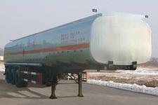 黄海11.7米32吨3轴易燃液体罐式运输半挂车(DD9405GRY)
