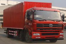 十通牌STQ5250XXYD4型厢式运输车图片
