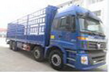 欧曼牌BJ5313CCY-XC型仓栅式运输车图片