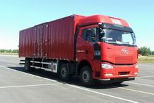 一汽解放国四前四后四厢式运输车245-284马力5-10吨(CA5200XXYP63K1L6T3E4)