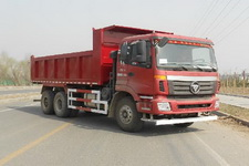 欧曼牌BJ3253DLPKH-XB型自卸汽车图片