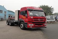 解放牌CA4251P1K15T1NE5A80型平头天然气牵引车图片