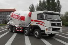 北方重工牌BZ5317GJB36DY4型混凝土搅拌运输车图片