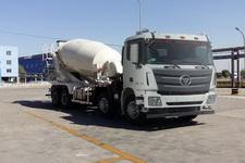 欧曼牌BJ5319GJB-XB型混凝土搅拌运输车