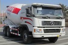 北方重工牌BZ5255GJB41DY4型混凝土搅拌运输车图片
