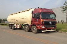 欧曼牌BJ5313GFL-XB型低密度粉粒物料运输车