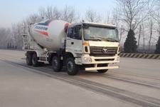 欧曼牌BJ5313GJB-XE型混凝土搅拌运输车