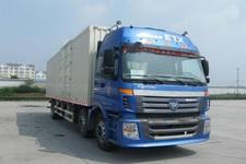 福田歐曼國四前四后四廂式運輸車211-245馬力5-10噸(BJ5203XXY-2)