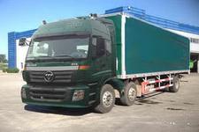 欧曼牌BJ5203XXY-2型厢式运输车图片