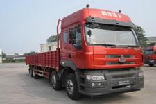 乘龙前四后八货车330马力18吨(LZ1312M5FA)