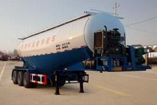 恩信事业牌HEX9402GFLB型中密度粉粒物料运输半挂车图片