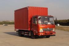 东风商用车国四单桥厢式运输车120马力5吨以下(DFH5080XXYB)