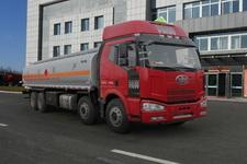 黄海牌DD5311GRY型易燃液体罐式运输车图片