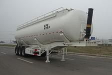 凌宇牌CLY9405GFLC型铝合金中密度粉粒物料运输半挂车图片