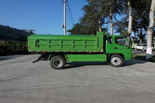 北重电牌BZD3110BJKMS型自卸汽车图片