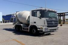欧曼牌BJ5259GJB-XD型混凝土搅拌运输车